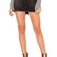 One Teaspoon 2020 High Waist Skirt in Black Wednesday | REVOLVE