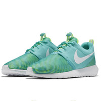"""NIKE"" Trending Fashion Casual Light Green Sports Shoes"