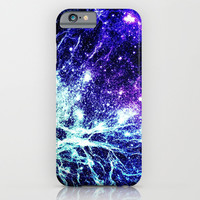 Explosion in the Space - for iphone iPhone & iPod Case by Simone Morana Cyla