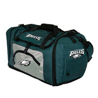 Philadelphia Eagles NFL Roadblock Duffle Bag