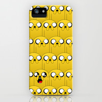 Adventure Time - Jake The Dog iPhone & iPod Case by Ashtn