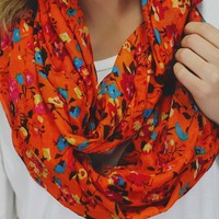 Graceful Meadows Scarf
