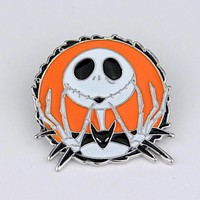 The Nightmare Before Christmas Jack Skellington Pin