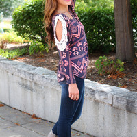 Lost In Love Top