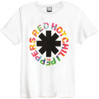 Red Hot Chili Peppers Hyper Colour T-shirt - Red Hot Chili Peppers - R - Artists/Groups - Rockabilia