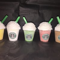 Starbucks BathBomb Minis