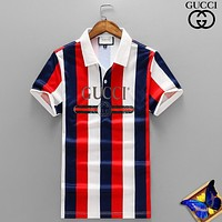 Gucci Fashion Casual Shirt Top Tee-79