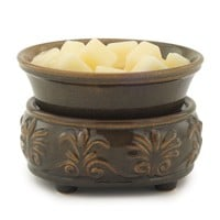 Candle Warmers Etc. Ceramic Candle Warmer & Dish