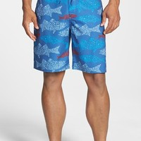 Men's Vineyard Vines 'Fish Dots' Board Shorts