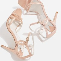**BELLE Heeled Sandals - Occasionwear - Clothing