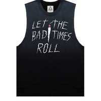 let the bad times roll tank top - Google Search