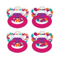 Nuk 2-pk. Orthodontic Pacifiers