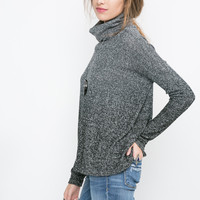 Ombre Cowl Knit