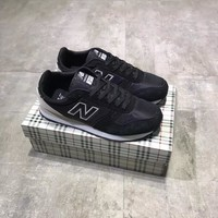 """New Balance 311"" Unisex Classic N Words Pig Leather Sneakers Couple Fashion Casual Running Shoes"
