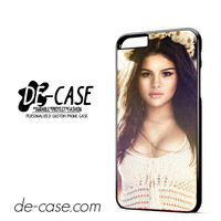 Selena Gomez Beautiful DEAL-9464 Apple Phonecase Cover For Iphone 6/ 6S Plus