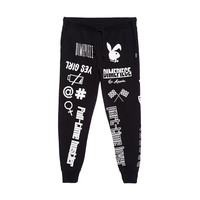 VERBIAGE SWEATPANTS - Bottoms - Products