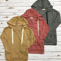 Maxin' & Relaxin' Hoodie: Multiple Colors