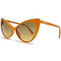 Tom Ford Sunglasses TF303 Anastasia 42F Shiny Orange 303