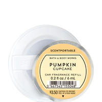 Pumpkin Cupcake Scentportable Fragrance Refill | Bath And Body Works