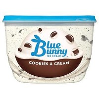 Blue Bunny™ Cookies & Cream Ice Cream 48 oz