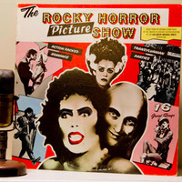 "ON SALE Original Soundtrack - ""The Rocky Horror Picture Show"" (Original 1975 Ode Records with ""The Time Warp"") - Vintage Vinyl"