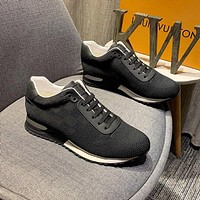 lv louis vuitton womans mens 2020 new fashion casual shoes sneaker sport running shoes 297
