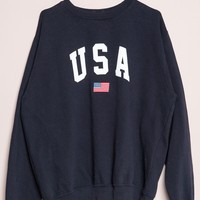 ERICA USA SWEATSHIRT
