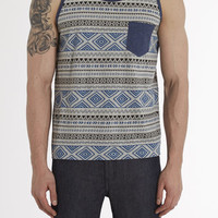 Printed Tank w/Solid Pkt