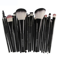 MAANGE 22pc Cosmetic Makeup Brush Blusher Eye Shadow Brushes Set Kit cosmetic brush pinceaux de maquillage professionnel Anne