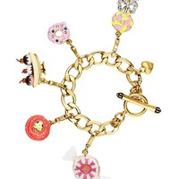 Limited Edition Luxe Sweets Charm Bracelet