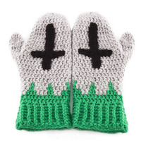Tombstone Mittens