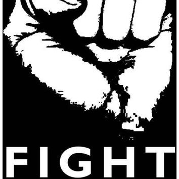 Fight Commonism Poster 11x17