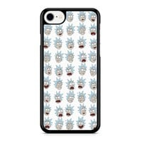 Rick And Morty - Ricks Face iPhone 8 Case