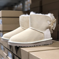 UGG Women Casual Half Boots Trending Shoes Snow Boots