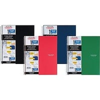 Mead® Five Star® Wirebound Notebook, 1-Subject, College Rulged, 8-1/2
