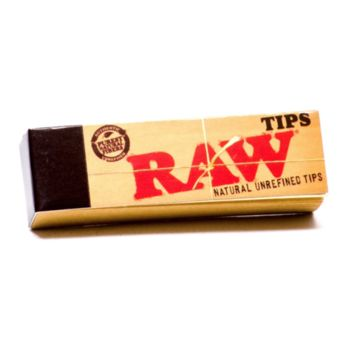 RAW Original Rolling Paper Tips