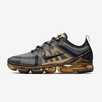 "Nike Air VaporMax 2019 ""Black Gold"" Men Running Shoes - Best Deal Online"