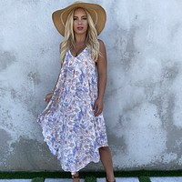 Wondrous Wildflower Maxi Dress