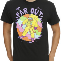 Far Out Astronaut T-Shirt