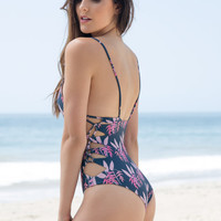 ACACIA SWIMWEAR - Florence One Piece | Heliconia