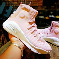 """Under Armour Curry 4 """"Flushed Pink"""" Basketball Shoe"""