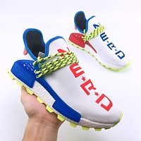 shosouvenir Adidas Human Race NMD Casual jogging shoes, men's leisure sports women's shoes