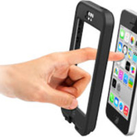 Waterproof iPhone 5c cases from LifeProof   Wild Times Await   LifeProof