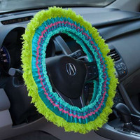 Fringe Steering Wheel Covers
