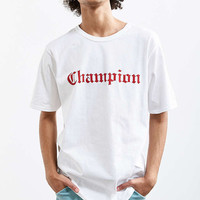 Champion Olde English Tee - Urban Outfitters
