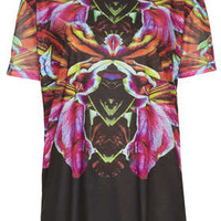 Lily Mirage Tee By Escapology - Multi