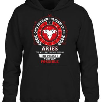 Aries - Deepest Loves Possible Hoodie