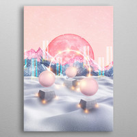 2077 landscape III by Viviana Gonzalez | Displate