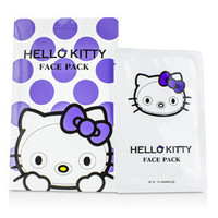 Hello Kitty Face Pack - Lavender 2pcs