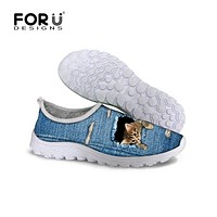 Casual Shoes Super Light Summer Spring Shoes Flats